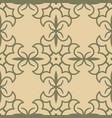 vintage ornamental seamless vector image vector image