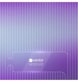 Abstract background with lines and frame vector image