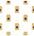 cardboard box of matches pattern seamless vector image vector image