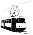 Classic Czech tramway