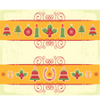 christmas decor elements for designNew year image vector image vector image