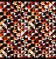 pixels beautiful abstract geometric seamless vector image