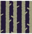Khaki tree stem silhouettes seamless vector image