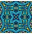 seamless Geometric print vector image