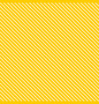 tile yellow and white stripes summer pattern vector image
