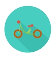 Bicycle vector image vector image