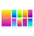 gradient abstract backgrounds minimal vector image