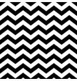 memphis style chevron zigzag seamless pattern vector image vector image