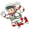 Astronaunt vector image vector image