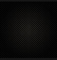 black grid seamless background vector image vector image