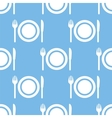 Plate seamless pattern vector image vector image