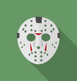 Jason mask vector image