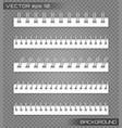 set spiral binder vector image vector image