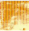 Distress Striped Wallpaper vector image vector image