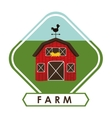 Farm icons design vector image vector image