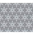 Seamless decorative wallpaper vector image
