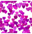 seamless valentines day background pattern - from vector image vector image