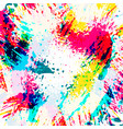 beautiful abstract graffiti gentle pattern vector image vector image