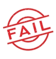 Fail rubber stamp vector image vector image