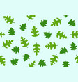 leaves seamless pattern for use as wrapping paper vector image