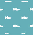 men shoe pattern seamless vector image vector image