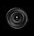 moon calendar 2019 northern hemisphere vector image vector image