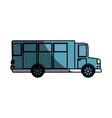 Big bus vehicle