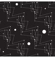 Dot seamless pattern vector image vector image