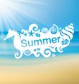 summer 2 01 vector image