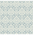 Seamless background in the Victorian style vector image vector image