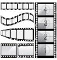 Set of film vector | Price: 1 Credit (USD $1)
