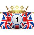 Union Jack Bingo vector image vector image