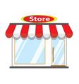 shop 03 vector image