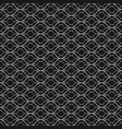 seamless pattern texture of mesh lace fishnet vector image vector image