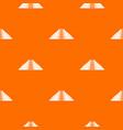 ziggurat in chichen itza pattern seamless vector image vector image