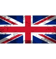Abstract image of the flag Great Britain England