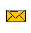email communication chat social media icon vector image vector image