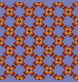 seamless abstract pattern from rectangle vector image