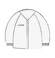 winter clothing icon image vector image vector image