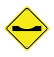 traffic signal isolated icon design vector image vector image