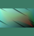 minimal geometric abstract vivid color background vector image vector image