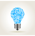 water bulb vector image