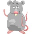 Funny rat cartoon