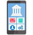 business application on phone screen program