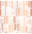 Copper foil textured rectangle seamless pattern