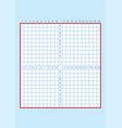 correlative microscopy coverslips vector image vector image