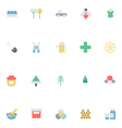 Agriculture Colored Icons 3 vector image vector image