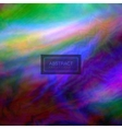 Abstract background with colorful moire texture vector image vector image