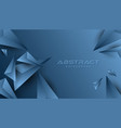 classic blue abstract geometric background modern
