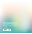 Abstract background template vector image